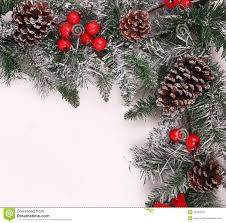 Pine Cone Christmas Tree Decorations by Christmas Background Branch Of Christmas Tree With Pine Cones