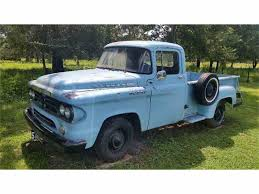Unique Classic Dodge Cars For Sale Image - Classic Cars Ideas - Boiq ... 1959 Dodge Sweptside Pickup Stock 815589 For Sale Near Columbus Buy Used D100 Sweptline Rat Rod Shortbed Hemi Mopar Lil Trucks Advertising Art By Charles Wysocki 1960 Blog To Keep Up With The Chevy Cameo Carri Flickr Power Giant D200 Panel Van Antique And Classic Mopars Pinterest Fargo Dodge Trucks Vans 1958 Wagon For Sale Youtube T207 Kissimmee 2011 Autolirate Pickup Truck 16 X 24 Websitejpg