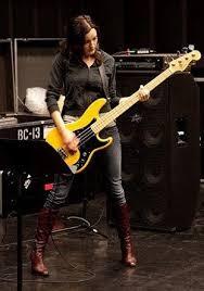 Smashing Pumpkins Bass Player by Nicole Fiorentino Crestfallen Com Page 3