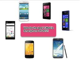 The Top Five T Mobile Smartphones The Year According To Your