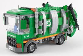 70805 - Garbage Truck - FBTB