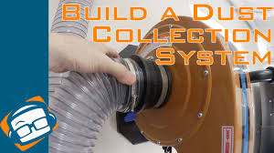 How To Build A Dust Collection System - GeekBeat - YouTube Dust Collection Fewoodworking Woodshop Workshop 2nd Floor Of Garage Collector Piping Up The Ductwork Youtube 38 Best Images On Pinterest Carpentry 317 Woodworking Shop System Be The Pro My Ask Matt 7 Small For Wood Turning And Drilling 2 526 Ideas Plans