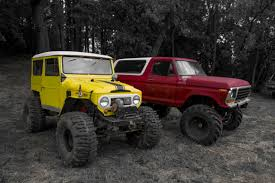 100 Truck Mud Run A Friend Took Me To My First This Is His V8powered FJ40