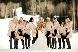 Wedding Ideas Inspiration Cold Weather