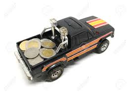 Old Dirt Toy Pickup Car/truck Carrying Coins Isolated On White ... Kinsmart 1955 Chevrolet Stepside Pickup W Flames 132 Diecast Toy Dodge Ram Camper Black 5503d 146 Scale Kirpalanis Nv Truck Vehicles Toys Pamaribo Free Shipping New Ford F150 Raptor Truck Alloy Car Toy Motormax 1992 Chevy 454ss 1 24 Scale Metal 5100 Off Road Orange 124 Pull Back Splatter Mini Party City Eco Friendly Pick Up Is Made From Bamboo Rockstar Energy Monster By Malibu Youtube Amazoncom Yellow Pickup Die Cast Colctible