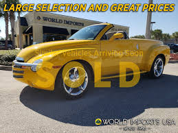 100 Craigslist Los Angeles Trucks By Owner Chevrolet SSR For Sale Nationwide Autotrader