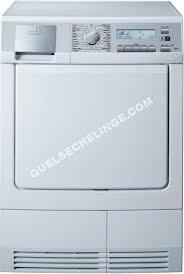 seche linge aeg lavatherm sèche linge aeg t59850 au meilleur prix