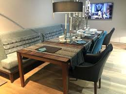 Dining Room Table Bench And