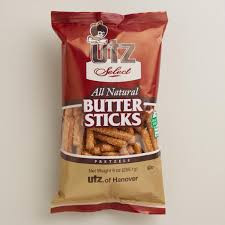 Utz Halloween Pretzels by Utz Butter Pretzel Sticks World Market