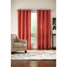 Dritz Home Curtain Grommets Instructions by Grommet Curtains U0026 Drapes Window Treatments The Home Depot