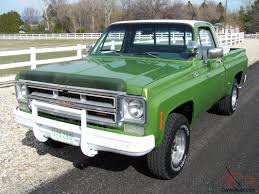 1975 GMC Chevy 4x4 Shortbed 1 Owner 4speed 350 Original Condition Chevrolet Other Pickups Shortbox 1979 Ford F150 Classics For Sale On Autotrader Amazoncom Alloyworks 3 Row Alinum Radiator Chevygmc Ck Sweet Fleet 1975 C10 Renegade Rvs For 336 Rvtradercom Long Bed To Short Cversion Kit 1968 Trucks The Crate Motor Guide 1973 To 2013 Gmcchevy Chevy K10 Truck Restoration Cclusion Dannix Gmc 4x4 Shortbed 1 Owner 4speed 350 Original Cdition 2016 Silverado 2500hd Reviews And Rating Trend Garber Linwood Bay City New Used Car Dealer 1961 Pick Up Truck Restomod