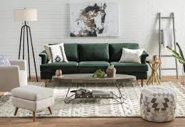 Living Room Sets Under 1000 by Velvet Sofas Under 1000 Apartment Therapy