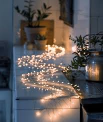 lichterketten für innen außen schöner wohnen