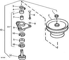 John Deere 48c Mower Deck Manual by John Deere 318 50