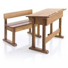 bureau enfant pupitre pupitre ecolier en bois pupitre avec banc pour enfant pupitre en