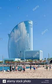 100 The W Barcelona Hotel And Barceloneta Beach