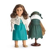 Amazoncom American Girl Rebeccas Costume Set For 18