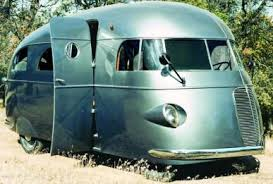 Vintage Campers Would You Live In One