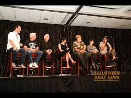 Halloween 3 Cast Michael Myers by Halloween Iii U0027 Reunion Q U0026a Panel Flashback Weekend Chicago 2015
