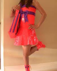 duct tape dress by kawaiiicabochon on deviantart