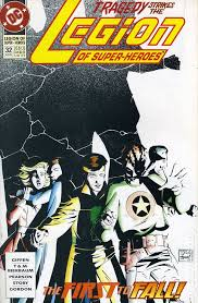 Legion Of Super Heroes 1989 4th Series 32