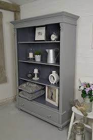 Shabby Chic Dining Room Hutch by Best 25 Shabby Chic Bookcase Ideas On Pinterest Shabby Chic