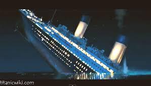 titanic sinking animation 2012 how did the titanic sink pictures of the titanic sinking