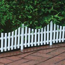 Decorative Garden Fence Home Depot by Interior Decorative Garden Fences In Superior Home Depot