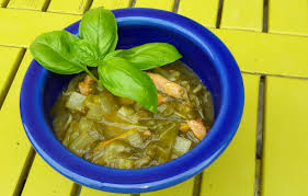 cuisiner des blettes fraiches recette côtes de blettes et sa verdure au cookeo cookeo mania