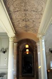 Groin Vault Ceiling Images by Elegant Finishes By Gina