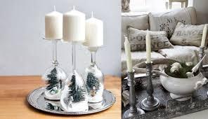 tablett in silber zu weihnachten dekorieren 19 dekoideen