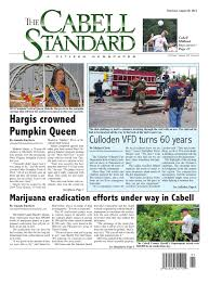 Pumpkin Festival Pageant Wv by The Cabell Standard August 28 2014 By Pc Newspapers Issuu