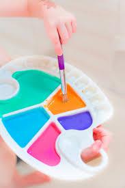 Crayola Bathtub Fingerpaint Soap Set by Bath Paint Recipe