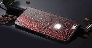 Apple iphone 6 6 Plus 6S 6S 7 7 Plus LED Light Up Logo Back
