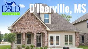Dsld Homes Floor Plans Ponchatoula La by River U0027s Edge D U0027iberville Ms Youtube