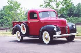 100 1940 Trucks 40 Ford Pickup Truck Received Dearborn Award News Sports Jobs
