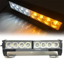 9.5 Inch LED White Amber Bar Truck Strobe Flash Light Warn Truck ... 95 Inch Led White Amber Bar Truck Strobe Flash Light Warn Buyers Products Hidden 2pc Set 47 Best Led Lights Kits Emergency New 6 4 Amber Strobe Emergency Truck Light Amb6 As Hqrp 32 Traffic Advisor 44 High Intensity Law Enforcement Hazard Warning Ford Resource Malaysia Peterson Launches New Strobe Lights News 4x Car Beacon 63 Amberwhite Grille Vehicle 3