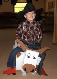 Howdy to Homemade Costumes – 3 Boys and a Dog