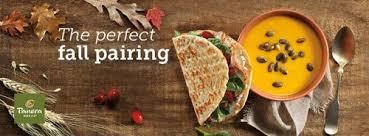 Panera Pumpkin Spice Latte Calories by Grubgrade Fall Menu Lineup At Panera Features New Turkey