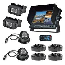Pyle Black DVR Multi-camera And Monitor System By Pyle | Multi Camera Heavy Duty Vehicle Truck Bus Backup Camera Sysmwaterproof Night China Semi Commercial Systems With Mobile Dvr And Ecco Echomaster Cameras Inlad Van Company 4chs Monitor Cctv System For Trucks System For And Buses With Super Good 24g Wireless 15 Ir Led Night Vision Reversing Car Truck Camera Amazoncom Ekylin Builtin Wireless Parking 1224v Quad Load Dump Reversing Dash 3 Falconeye Falcon Car Rearview 4 Sensors Assistance 360 Degree A Or From Www