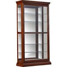 Pulaski Display Cabinet Vitrine by Display Cabinets U0026 China Cabinets Joss U0026 Main