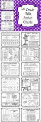 Halloween Multiplication Worksheets 4th Grade by 25 Best Math For Grade 4 Ideas On Pinterest Math Division My I