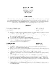 Ecommerce Specialist Salary Best Buy Coordinator Cover Letter