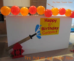 Boy Mama: A Firefighter Birthday Party - Boy Mama Teacher Mama Girly Pink Firefighter Party Fire Truck Cakes Decoration Ideas Little Birthday Ethans Fireman Fourth Play And Learn Every Day Fireman Backdrop Fighter A Vintage Firetruck Anders Ruff Custom Designs Llc Photos Favors Homemade Decor Theme Cards Best With Pinterest Free Printable Fire Truck Party Supplies Printables Rental For Beautiful 47 Inspirational In Box Buy Supplies