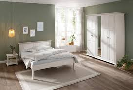 home affaire schlafzimmer set 3er set landhaus stil weiß material kiefer mitu