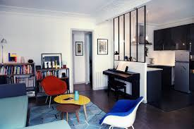 meubler un petit espace comme un architecte d 39 int rieur aménager une surface de 46m2 mademoiselle cécile design