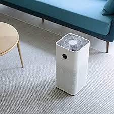 xiaomi mi air purifier 3h app light sensor