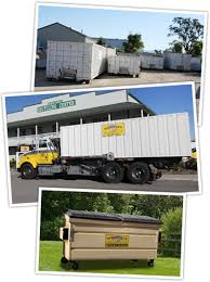 Trash Collection Recycle Roll Off Containers Boxes Storage Bins North County