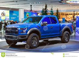 100 New Ford Trucks 2015 Raptor Pickup Truck Detroit Auto Show Editorial