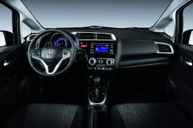 2016 honda fit interior cabin